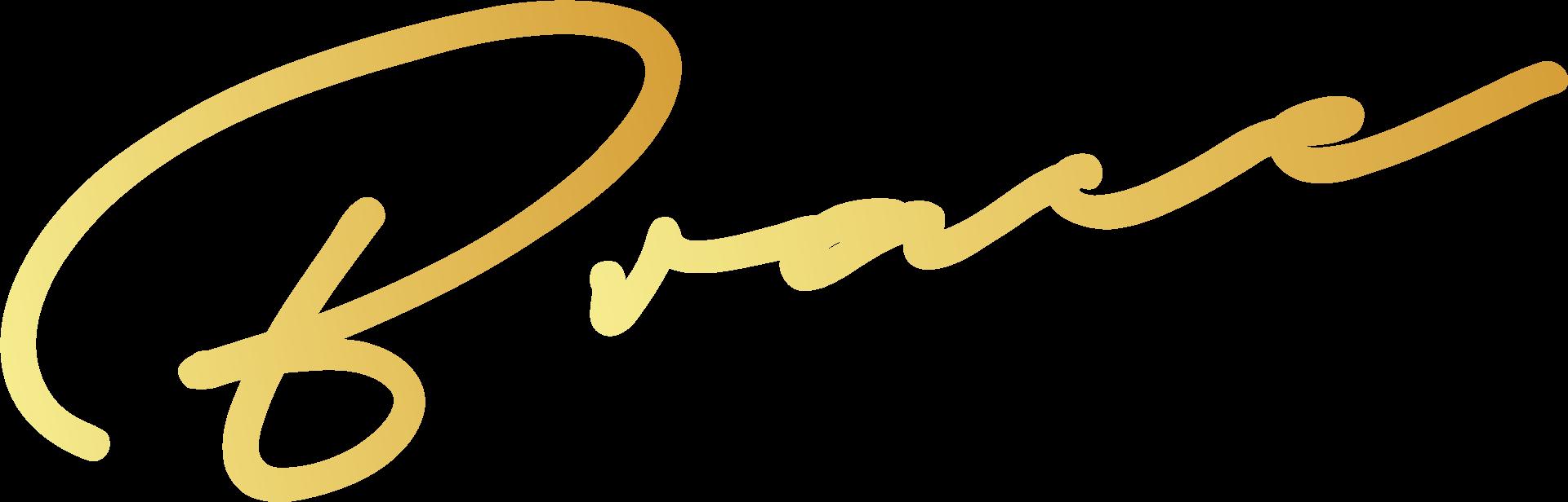 brace signature