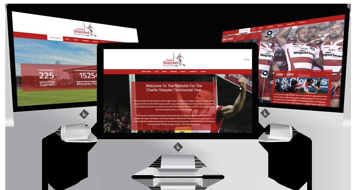 charlie sharples website