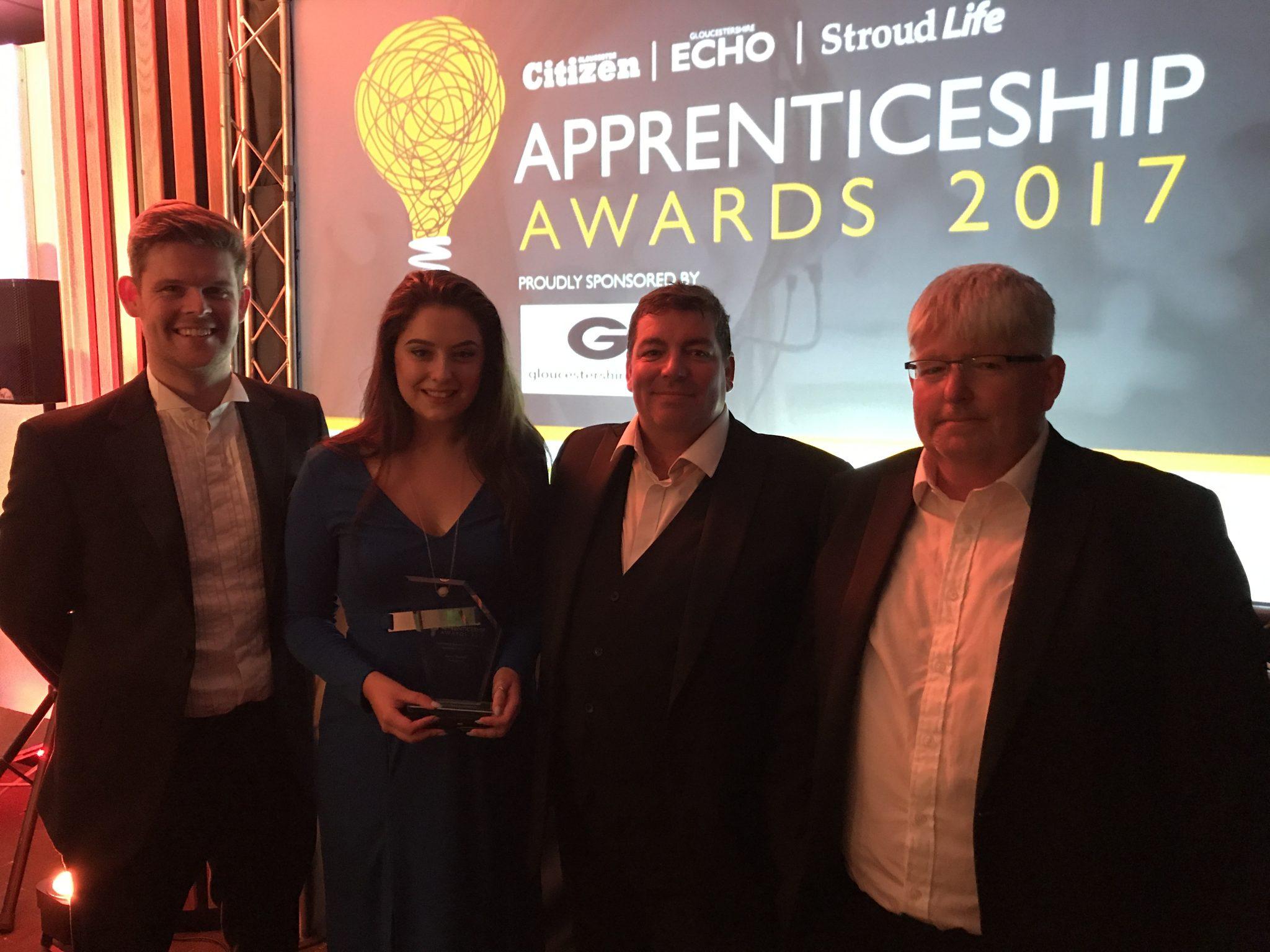 Apprenticeship Awards Glos