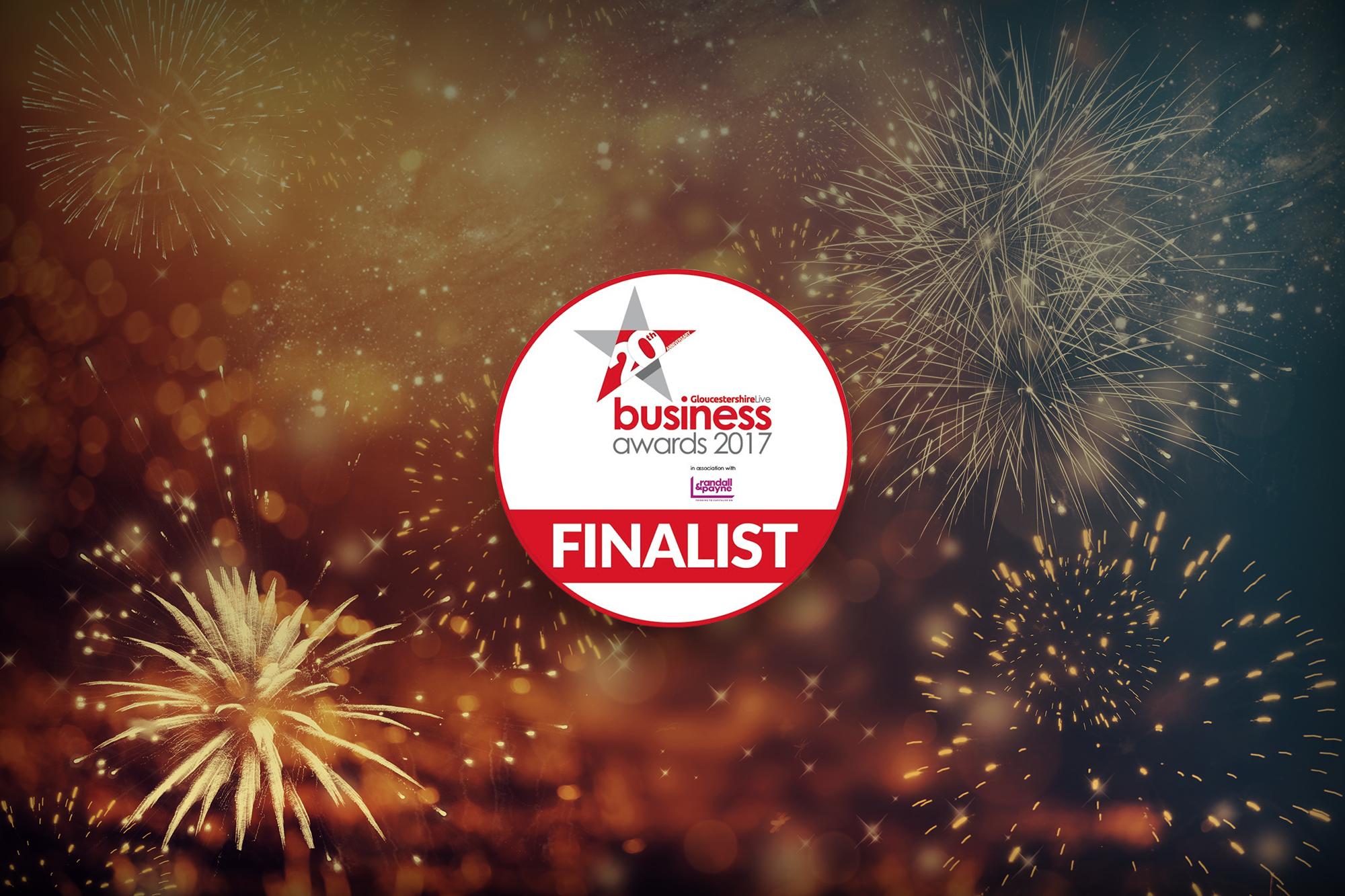 Glos Business Awards Finalist