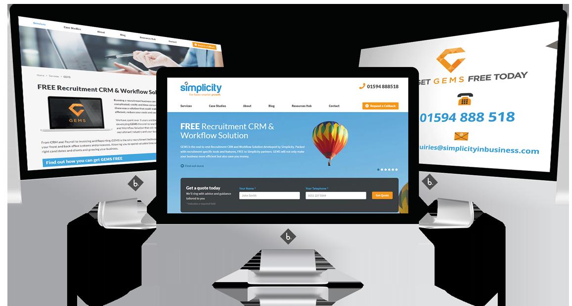 simplicity website