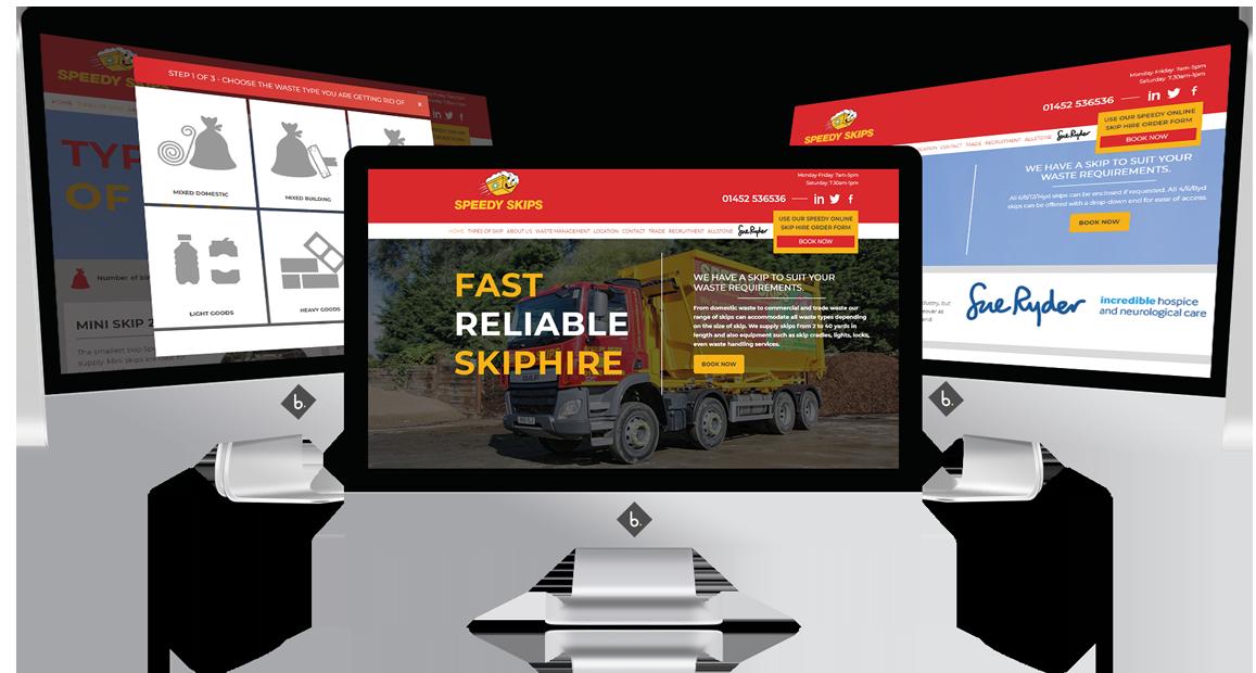 speedy skips website