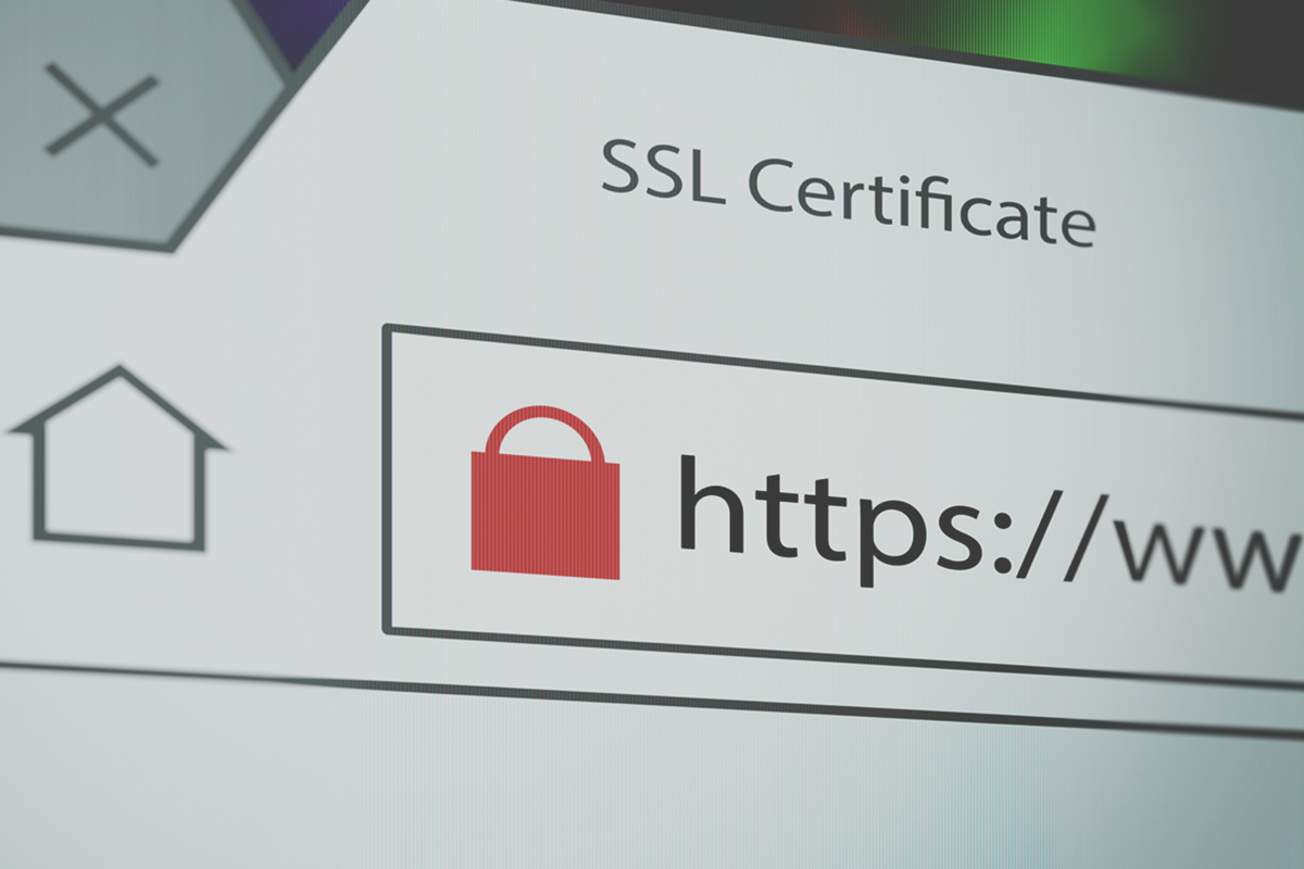 how to put ssl certificate on website