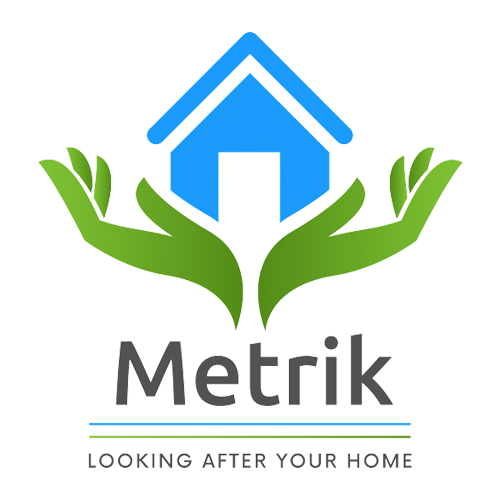 metrik logo