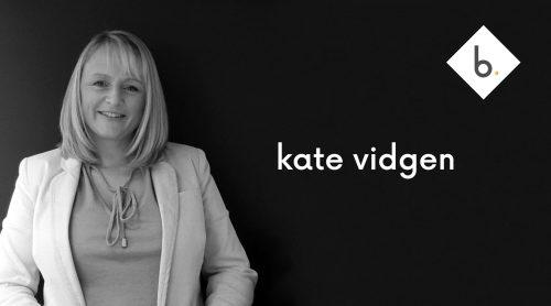 Kate vidgen