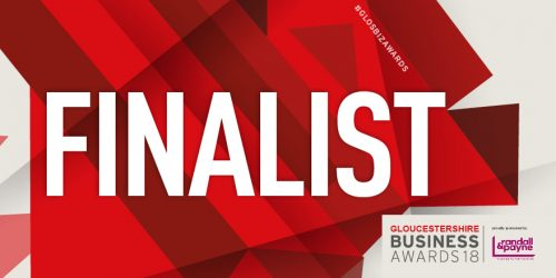 Finalists in the Gloucestershire Business Awards