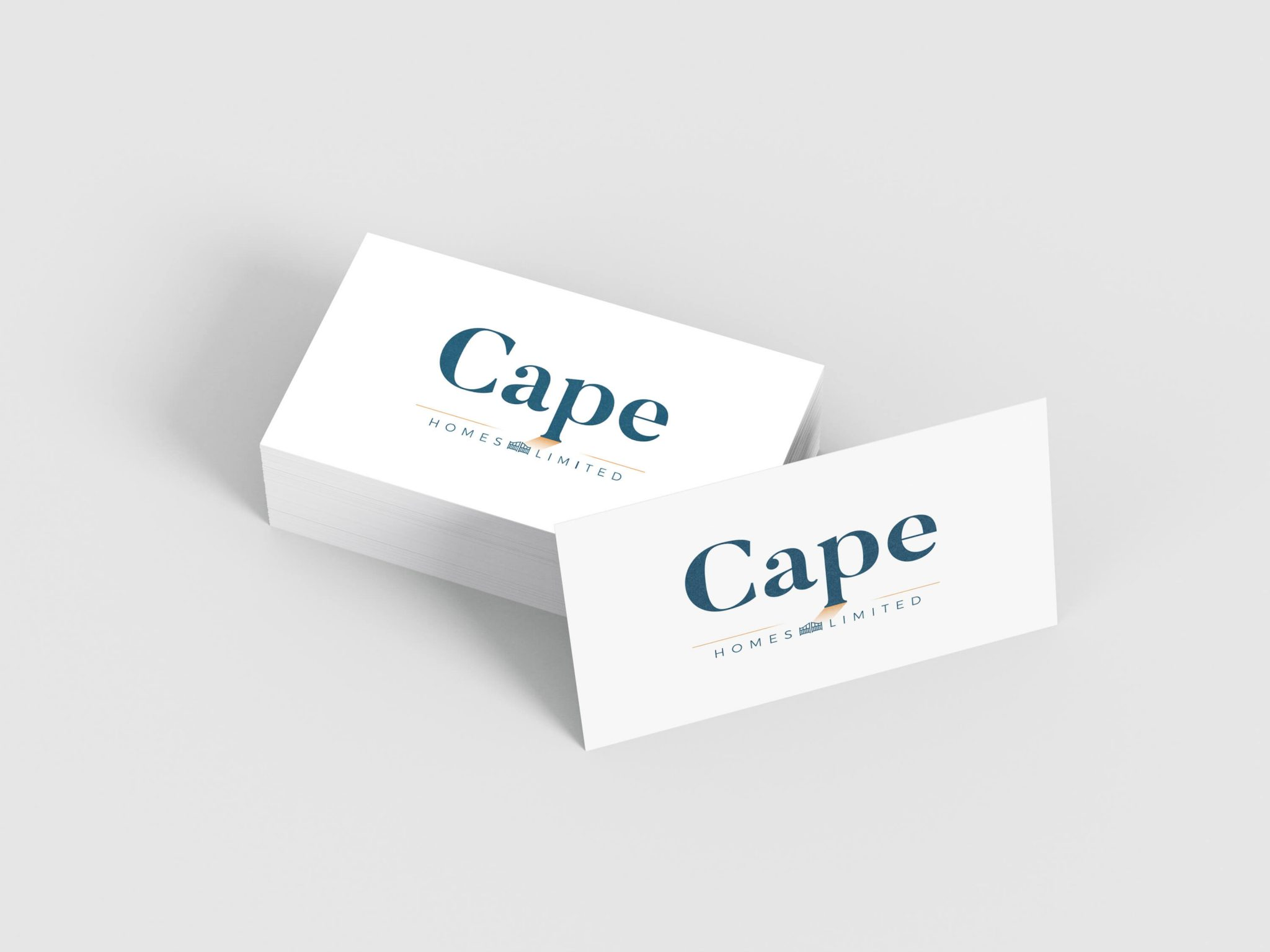 Cape Homes Business Cards