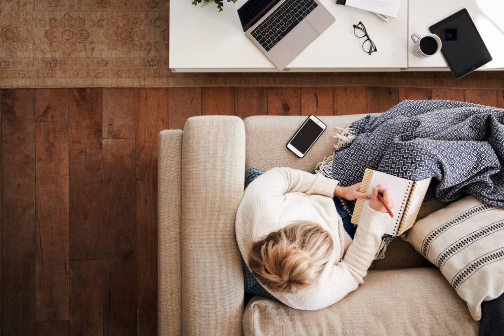 How to Improve Your Marketing from Your Sofa