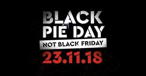Black pie day