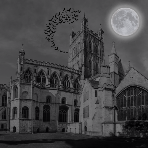 Spooky Gloucester Cathedral